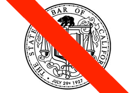 Ban The State Bar Of California