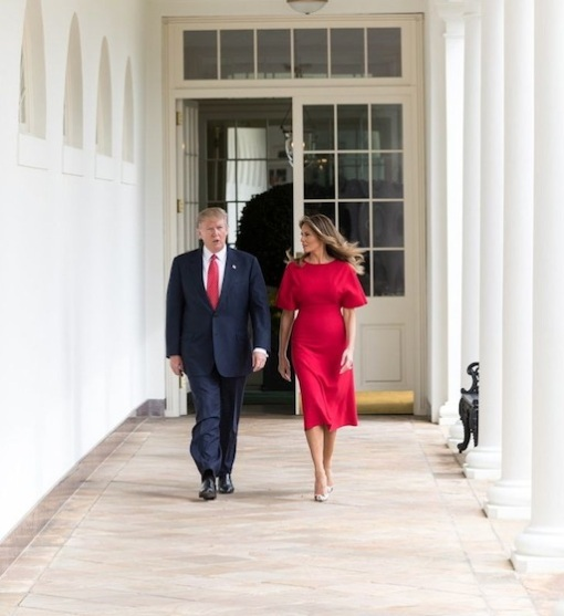 POTUS and FLOTUS