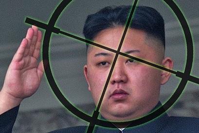 Target Kim Jong-un