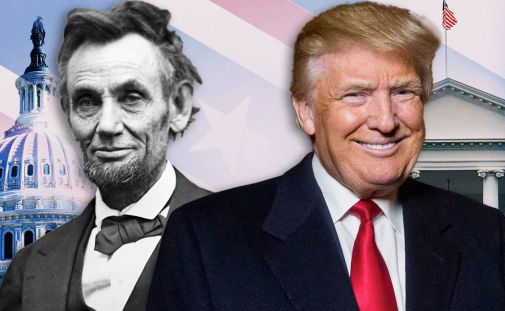 Lincoln and Trump