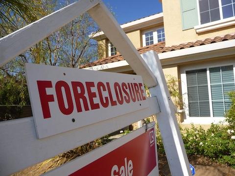 Housing price collapse