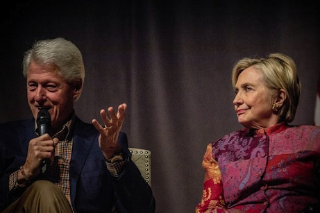 The despicable Clintons