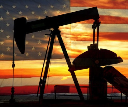 U.S. oil global dominance