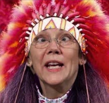 Elizabeth Pocahontas Warren