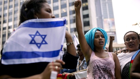 Israel and other Africans