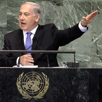 Netanyahu is Israel's Hitler