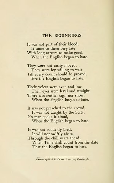 Rudyard Kipling-The Beginnings