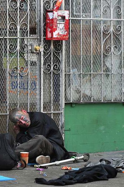 San Francisco homelessness