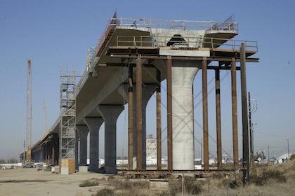 A bridge to nowhere