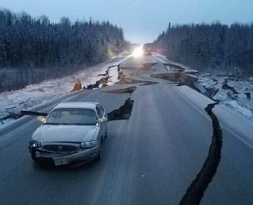 Anchorage quake