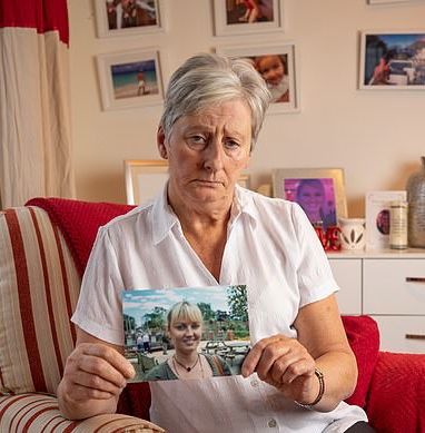 Amanda Gill's mother