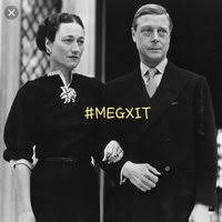 Wallis Simpson and former king