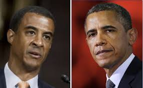 Haywood Gilliam and Obama