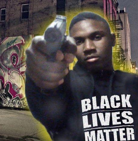 Black Lives Matter Thugs